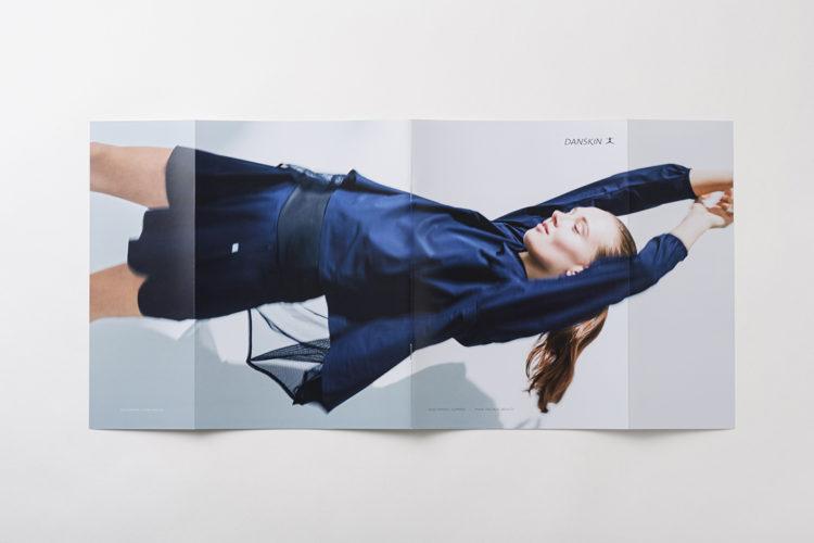 goldwin,danskin,catalogue,design,leaflet,mto,made to order, ダンスキン,カタログ,リーフレット,デザイン,ゴールドウィン